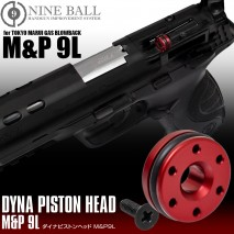 LAYLAX/NINE BALL - Tokyo Marui Gas Blowback M&P9L Dyna Piston Head