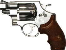 TANAKA WORKS - S&W M327 R8 2inch Stainless Ver.2 (Gas Revolver)
