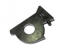 WII TECH - CNC Hardened Steel Trigger Plate B for Tokyo Marui M4 GBBR Series