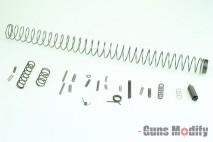 GunsModify - Tokyo Marui M4 GBBR Series (MWS) Complete Springs Set