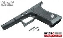 Guarder - 2017Ver Glock 17/18C Original Frame Gen2 (USA Ver./BK)