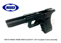 Tokyo Marui Spare Parts GLOCK17 / G17 Complete Frame Assembly
