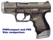 Maruzen - Walther P99 Compact AS Gas Blowback GBB