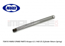 Tokyo Marui Spare Parts Hicapa 4.3 / H43-35 (Cylinder Return Spring)