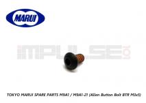 Tokyo Marui Spare Parts M9A1 / M9A1-21 (Allen Button Bolt BTR M3x5)