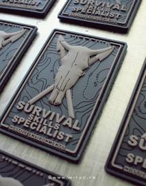 PVC Patch - Survival Skills Specialist