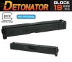 DETONATOR - Glock19 Custom Slide Black For Tokyo Marui Glock 19