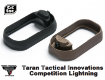 C&C TAC - Taran Tactical Innovations TTI Competition Lightning Type Magwell for Tokyo Marui G19