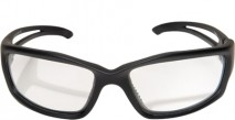 EDGE TACTICAL – Blade Runner - Black Frame/Clear VS Lens