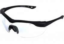 EDGE TACTICAL – Overlord - Black Frame/Clear VS Lens