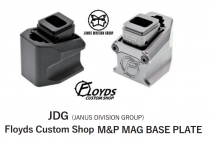 JDG - Floyds Custom Shop M&P9 Mag Base Plate Extension