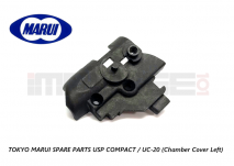 Tokyo Marui Spare Parts USP COMPACT / UC-20 (Chamber Cover Left)