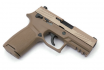 AEG (Asia ELectric Guns) - Sig Sauer P320 Carry TAN (GBB)