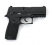 AEG (Asia ELectric Guns) - Sig Sauer P320 Carry BLACK (GBB)