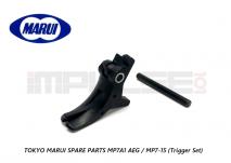 Tokyo Marui Spare Parts MP7A1 AEG / MP7-15 (Trigger Set)