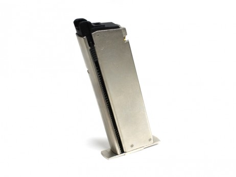 Marushin - 44 Magnum Automag (8mm GBB) Silver Spare Magazine