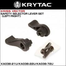 KRYTAC - KRISS VECTOR Safety Selector Lever Set