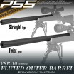 LAYLAX/PSS - Tokyo Marui VSR-10 Series Fluted Outer Barrel