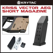 KRYTAC - KRISS VECTOR Spare 50 Rounds Short Magazine