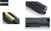NOVA - John Wick 3 STI TTI Combat Master Custom Slide For Tokyo Marui HiCapa 5.1