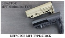 DEFACTOR - MFT Type Stock