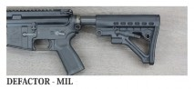 DEFACTOR - MIL Type Stock