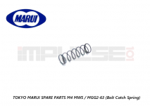 Tokyo Marui Spare Parts M4 MWS / MGG2-63 (Bolt Catch Spring)