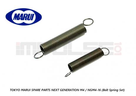 Tokyo Marui Spare Parts NEXT GENERATION M4 / NGM4-16 (Bolt Spring Set)