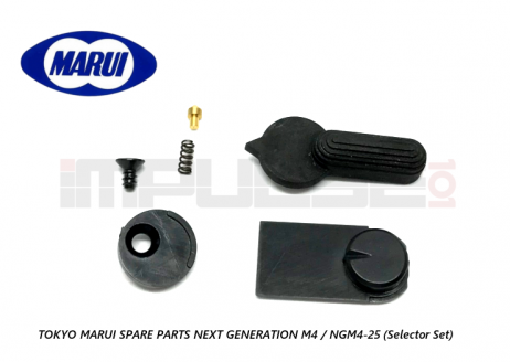 Tokyo Marui Spare Parts NEXT GENERATION M4 / NGM4-25 (Selector Set)