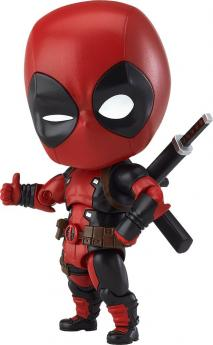 GSC - Nendoroid DeadPool Orechan Edition