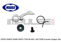 Tokyo Marui Spare Parts TYPE 89 AEG / NO CODE (Counter Stopper Set)