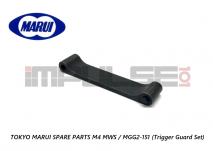 Tokyo Marui Spare Parts M4 MWS / MGG2-151 (Trigger Guard Set)