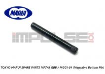 Tokyo Marui Spare Parts MP7A1 GBB / MGG1-34 (Magazine Bottom Pin)