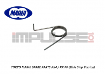 Tokyo Marui Spare Parts PX4 / PX-70 (Slide Stop Torsion)