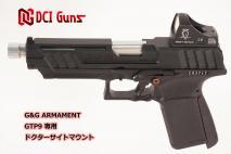 DCI GUNS - Docter Dot Sight & TM Micro Pro Sight Mount V2.0 for G&G GTP9 (GBB)
