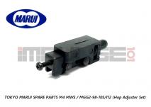 Tokyo Marui Spare Parts M4 MWS / MGG2-98-105/112 (Hop Adjuster Set)