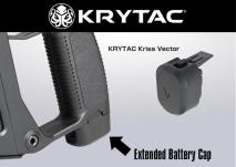 KRYTAC - KRISS VECTOR Battery Extension Cap