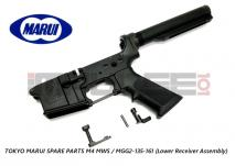 Tokyo Marui Spare Parts M4 MWS / MGG2-135-161 (Lower Receiver Assembly)