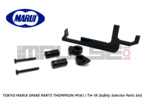 Tokyo Marui Spare Parts THOMPSON M1A1 / TH-18 (Safety Selector Parts Set)