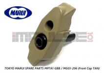 Tokyo Marui Spare Parts MP7A1 GBB / MGG1-206 (Front Cap TAN)
