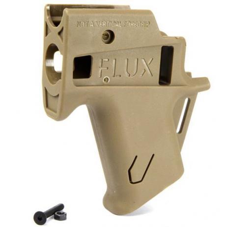 NB - FLUX Type Flash Mag Front Grip DE for G17