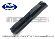 Tokyo Marui Spare Parts USP COMPACT / USP COMPACT Complete Slide Assembly