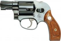 TANAKA WORKS - S&W M49 Bodyguard 2inch Steel Jupiter Finish Ver.2 (Gas Revolver)
