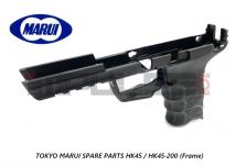 Tokyo Marui Spare Parts HK45 / HK45-200 (Frame)