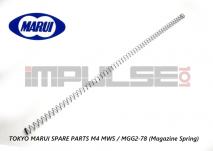 Tokyo Marui Spare Parts M4 MWS / MGG2-78 (Magazine Spring)