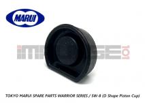 Tokyo Marui Spare Parts WARRIOR SERIES / SW-8 (D Shape Piston Cup)