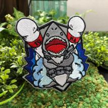 NITRON PATCH - Shark
