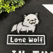 NITRON PATCH - Lone Wolf