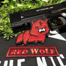 NITRON PATCH - Red Wolf