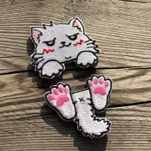 NITRON PATCH - Hasami Neko Persian Cat